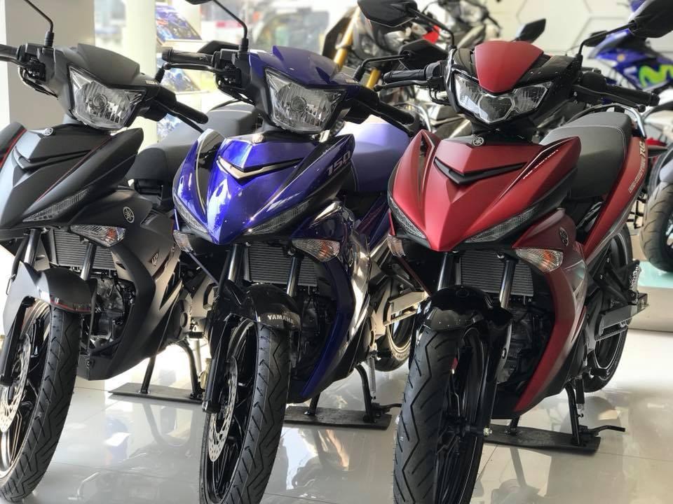 Yamaha Exciter 150 2018 và Yamaha Exciter 150 2019