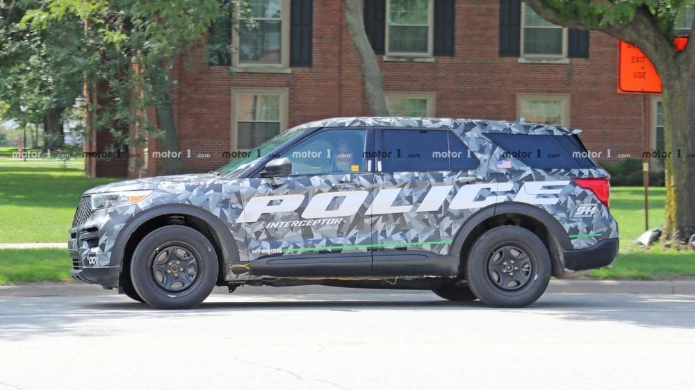 Ford Explorer 2020 có thể sẽ được bổ sung hệ thống động cơ hybrid