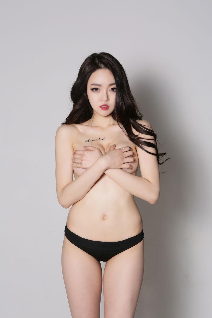 Không thể rời mắt trước vẻ gợi cảm của mỹ nữ xứ Hàn Park Eunsol - 12