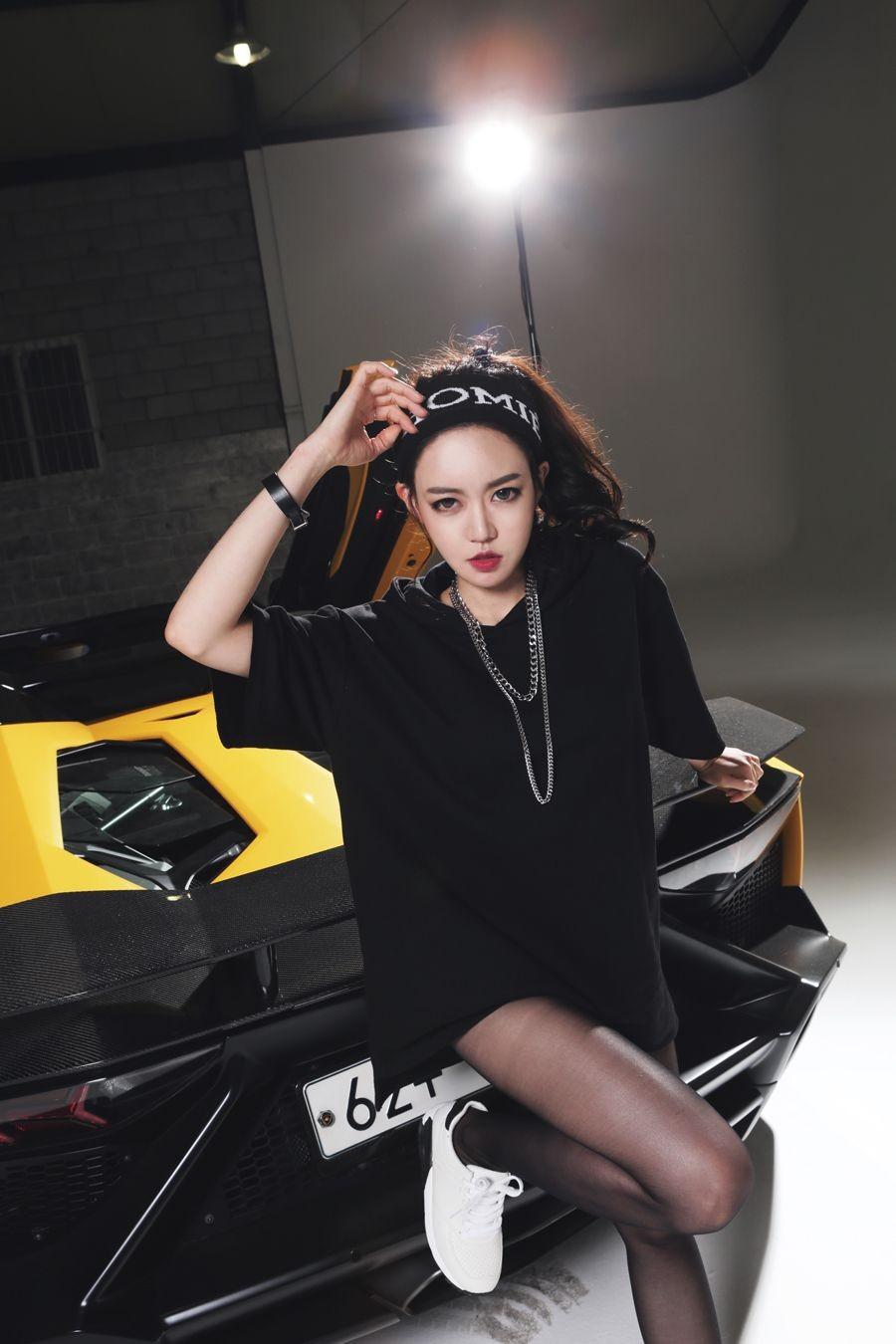 Không thể rời mắt trước vẻ gợi cảm của mỹ nữ xứ Hàn Park Eunsol - 2
