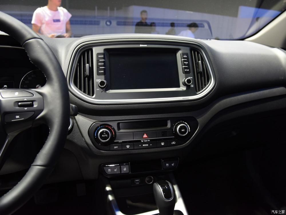 Kia KX3 2019 là crossover cỡ B dành riêng cho Trung Quốc