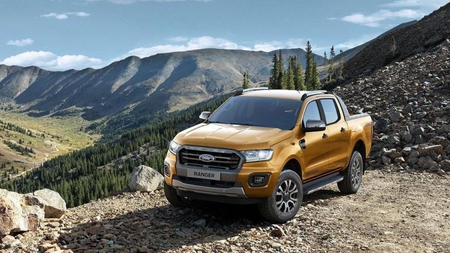 Trong bảng giá xe Ford 2018, Ford Ranger có giá khởi điểm 630 triệu đồng