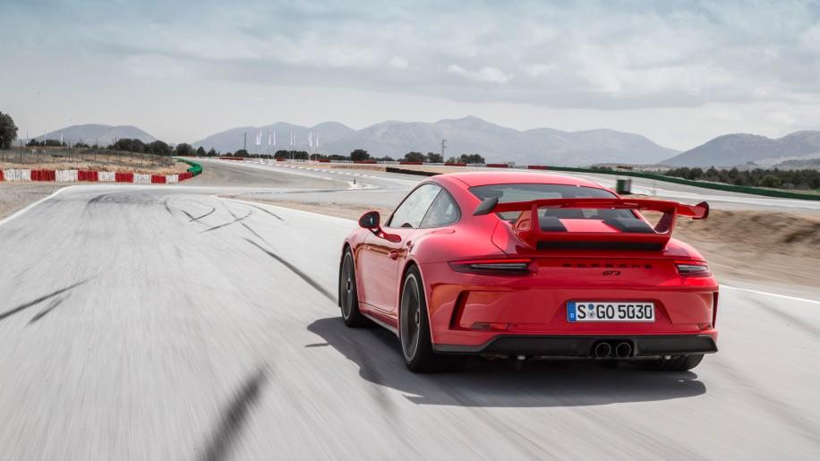 Thế hệ tiếp theo của siêu xe Porsche 911 GT3 sẽ được trang bị tăng áp kép