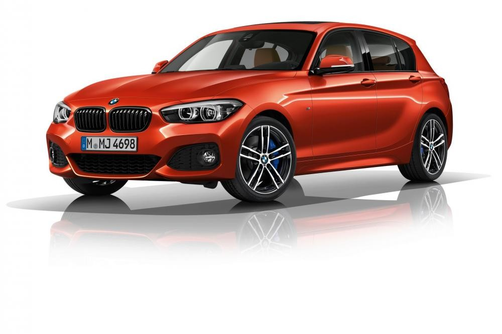 BMW 1-Series Edition M Sport Shadow 2019