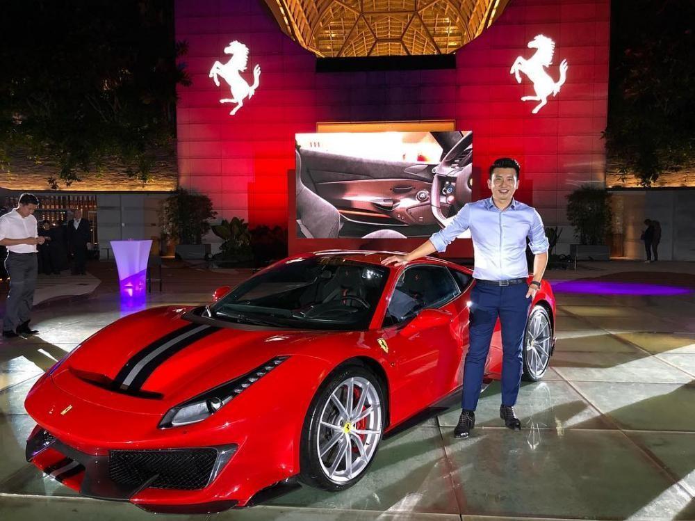 Với cách tính thuế cao, Ferrari 488 Pista sẽ có giá không dưới 1 triệu đô tại Singapore