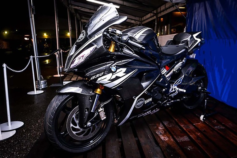 BMW G310RR Supersport 2019