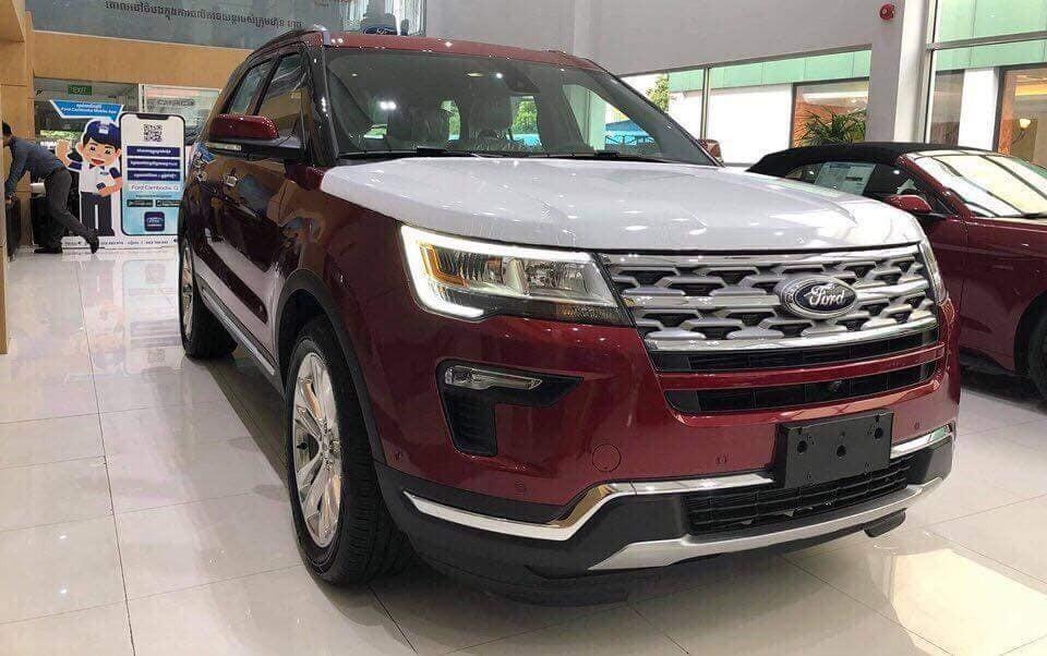Ford Everest 2018 mới ra mắt tại Việt Nam chính là việc lần đầu tiên được trang bị động cơ Diesel, Bi-Turbo, dung tích 2.0 lít