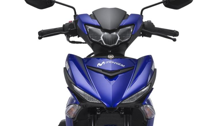 Màu Movistar hoàn toàn mới của Yamaha Exciter 150 2019