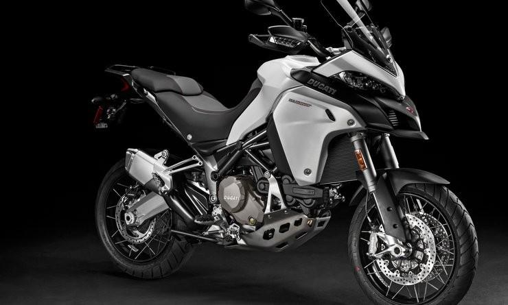 Ducati Multistrada 1260 Enduro phiên bản 2019