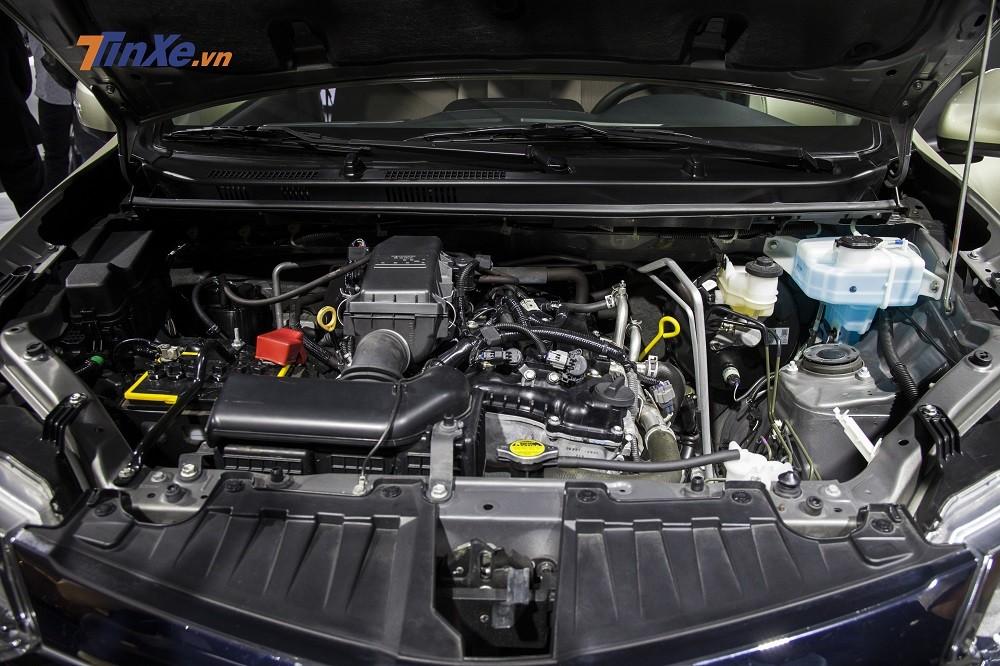 Động cơ Toyota Avanza