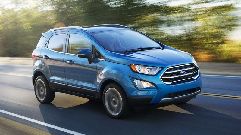 """Hết tháng 9, Hyundai Kona bắt kịp bước chân """"ông trùm"""" Ford EcoSport"""