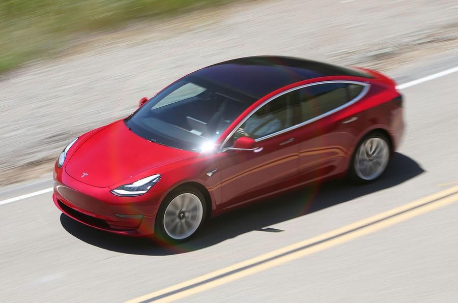 Model 3 đang giúp Tesla tạo dựng một vị trí vững vàng ở thị trường xe Mỹ