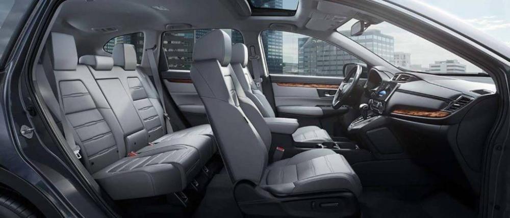 Không gian nội thất của Honda HR-V