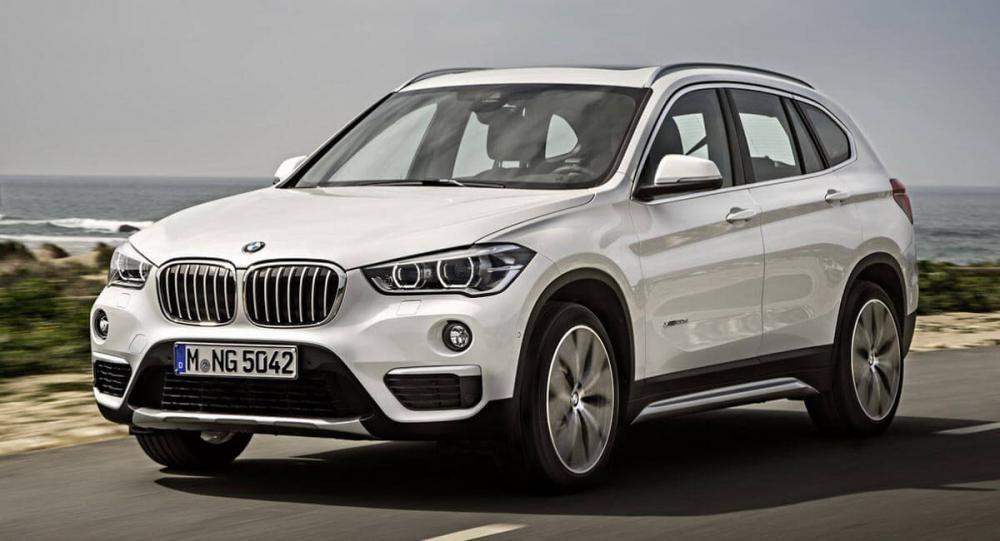 BMW X1 tiếp tục là mẫu SUV cỡ B hạng sang thống trị ở châu Âu
