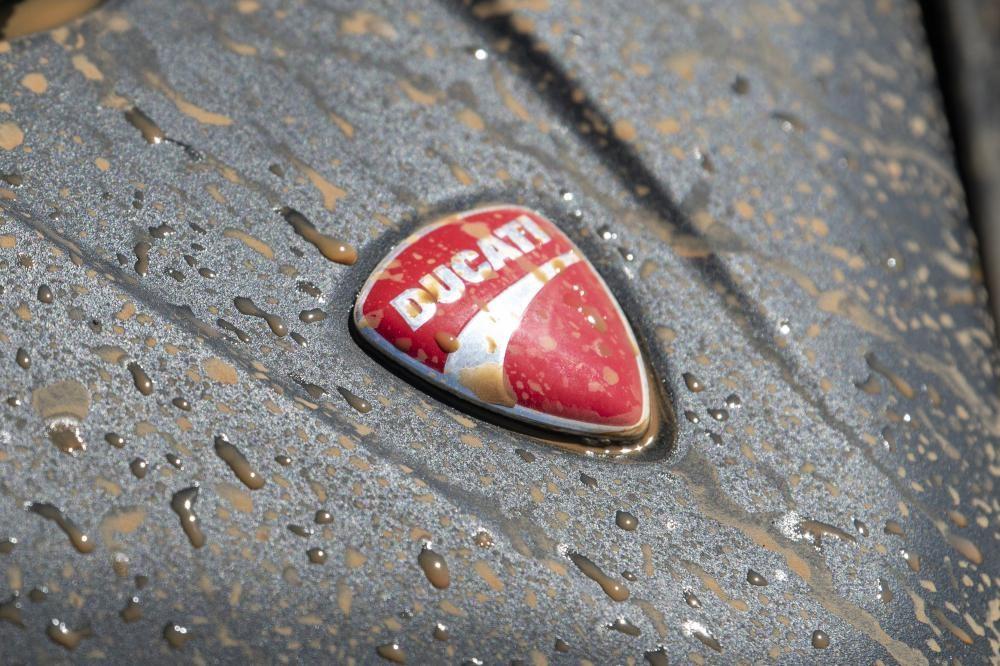 Hình ảnh được Ducati đưa lên trang chủ của mình vào sáng nay 10/10