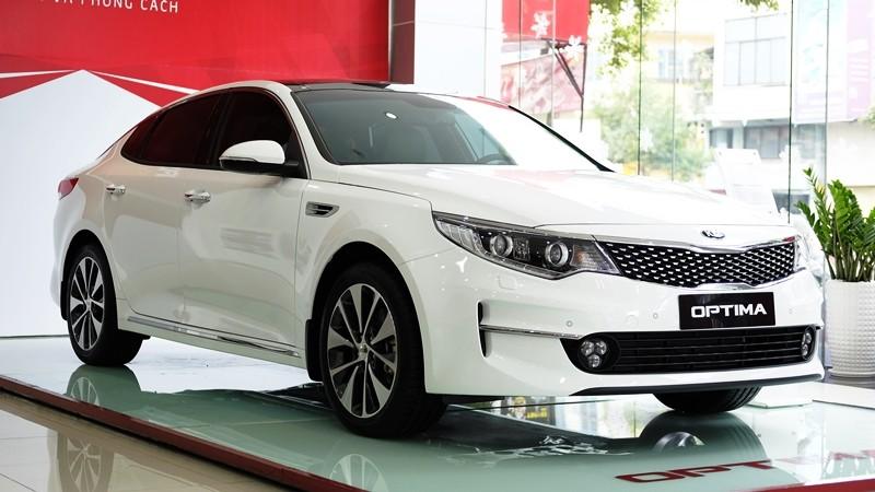 Kia Optima là mẫu xe có doanh số thấp nhất tháng 9 này