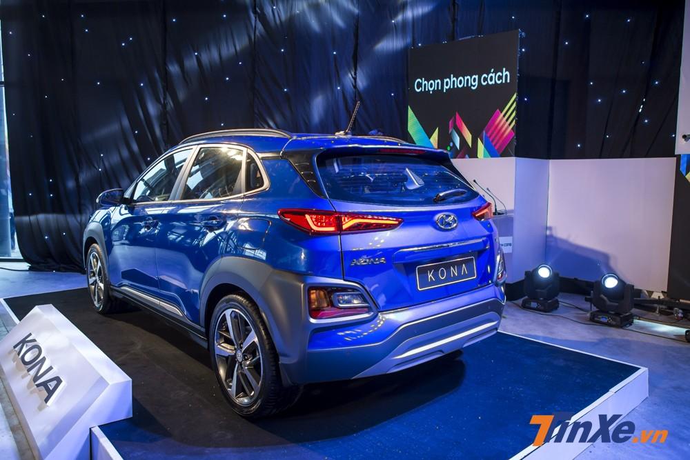 Giá xe Hyundai Kona 2018 mới nhất