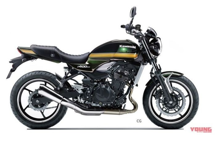The classic model will most likely be launched by Kawasaki at EICMA this November