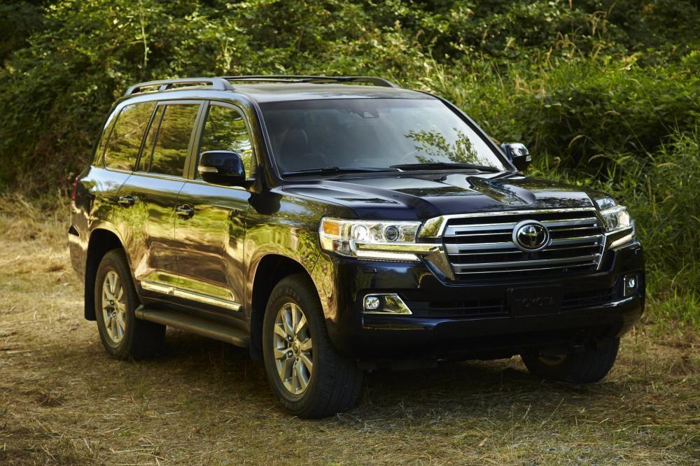 Toyota Land Cruiser 2019 trình làng