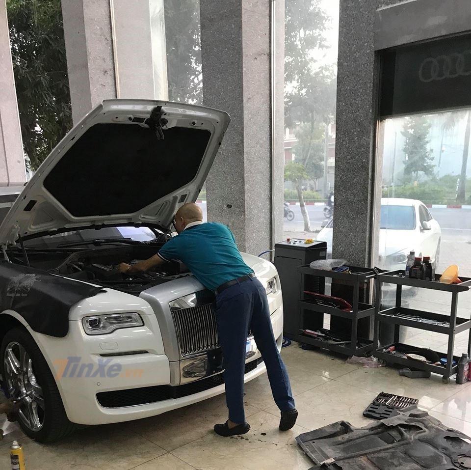 Rolls-Royce Ghost Series II độc nhất Nghệ An