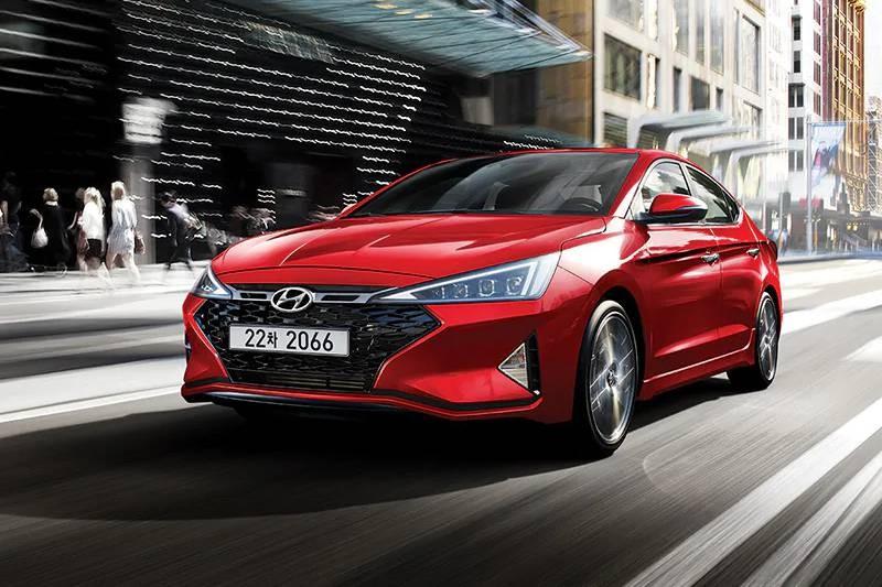 Hyundai Elantra Sport 2019 hay Avante Sport mới tại thị trường Hàn Quốc
