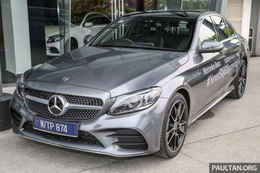 Mercedes-Benz C300 AMG Line 2019