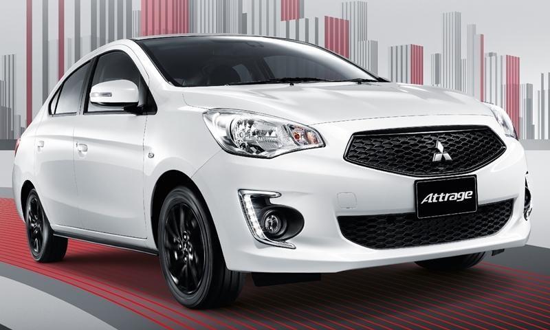 Mitsubishi Attrage 2019 ra mắt thị trường Thái Lan với thiết kế thay đổi nhẹ
