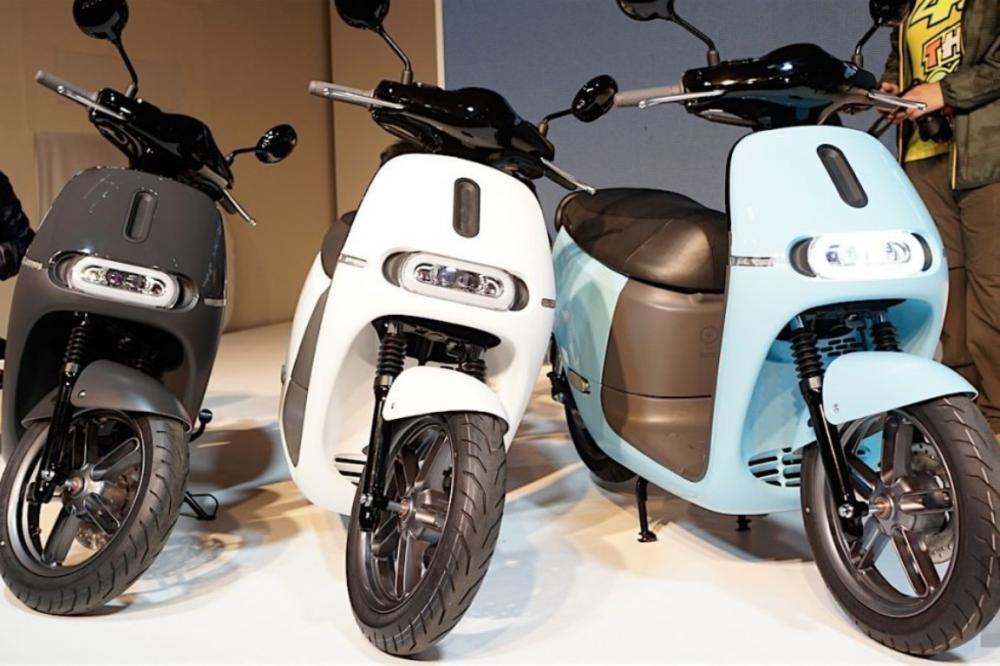 Mẫu Gogoro 2 Plus được bán với giá khoảng 2.700 USD. Ảnh: Engaget China.