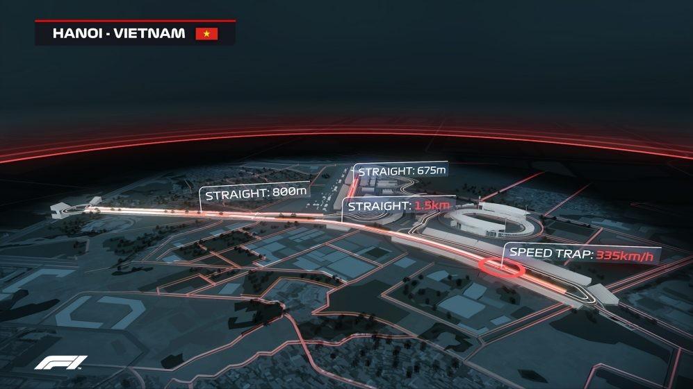 Những quãng đường thẳng kéo dài và bẫy tốc độ 335 km/h