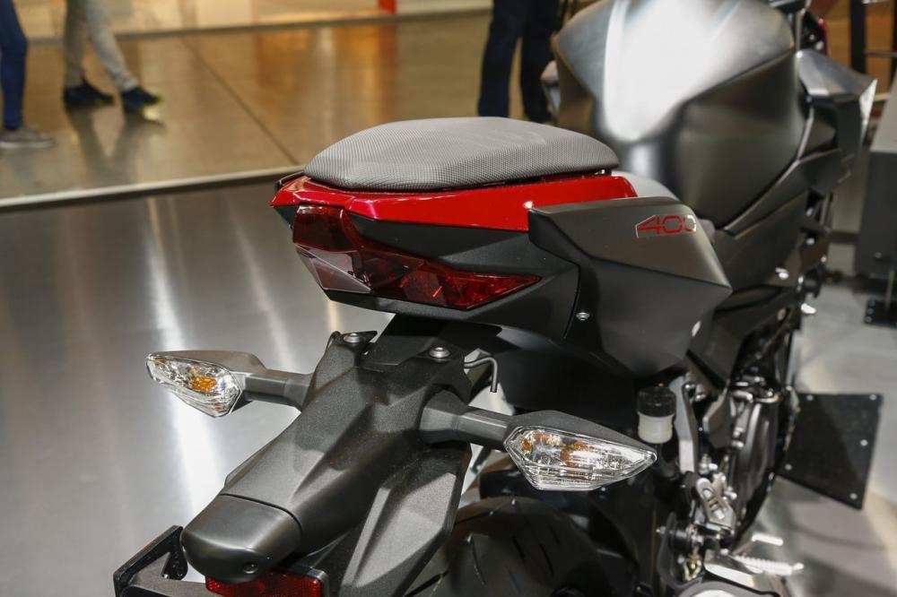 Kawasaki Z400 2019 ra mắt tại EICMA 2018