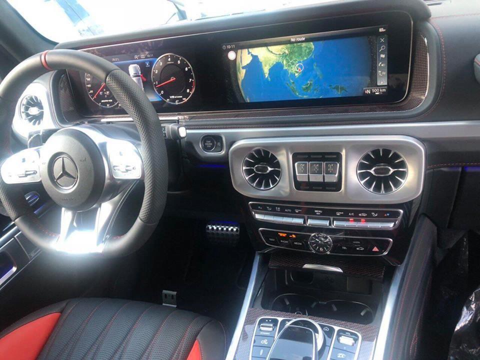 Mercedes-AMG G63 Edition 1 2019 có giá bán tại nước ngoài 216.475 đô la
