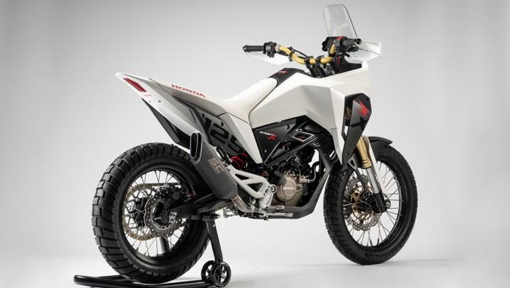 Honda khoe bộ đôi concept 125cc siêu chất tại EICMA 2018