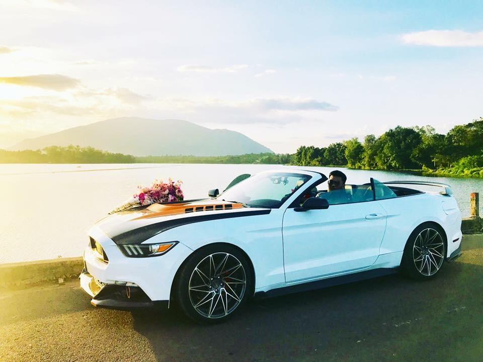 Gia Xe Ford Mustang Mui Tran Ford Mustang 2019