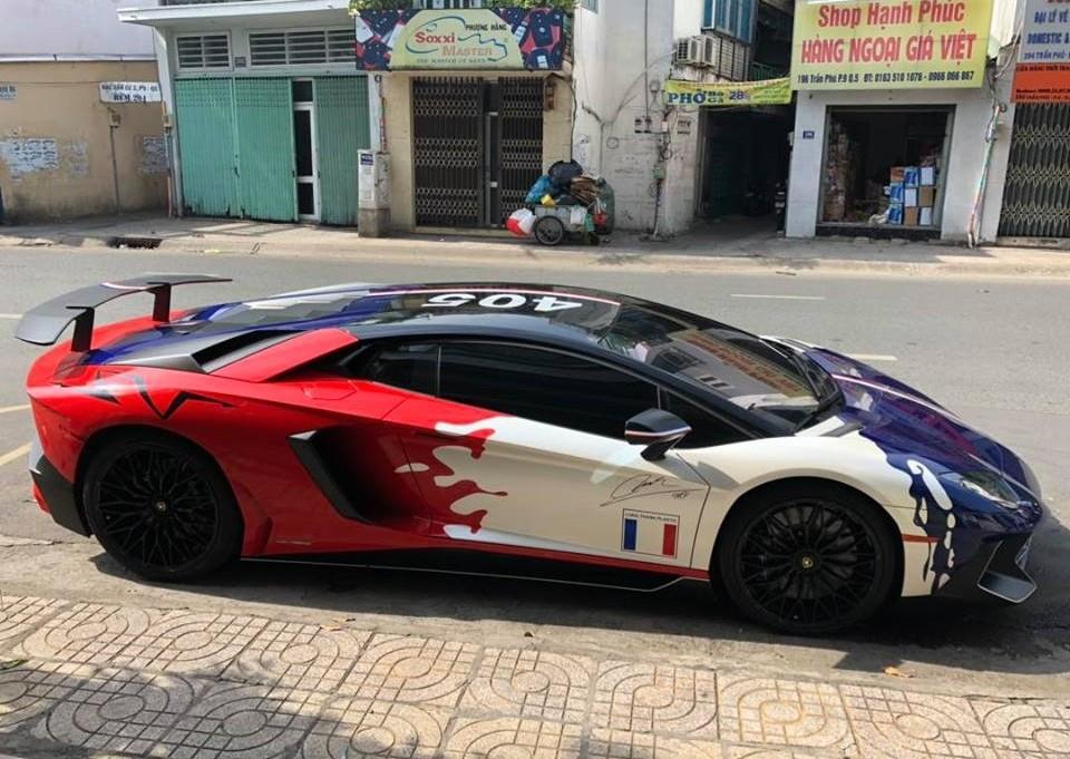 Hiện siêu xe này đã được Minh Nhựa bán lại cho ông chủ công ty nhập khẩu tư nhân quận 5