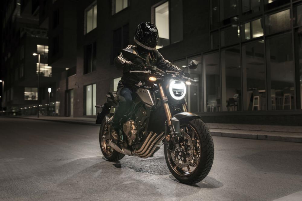 Honda CB650R được thiết kế theo kiểu dáng Neo Sport Cafe tuyệt đẹp