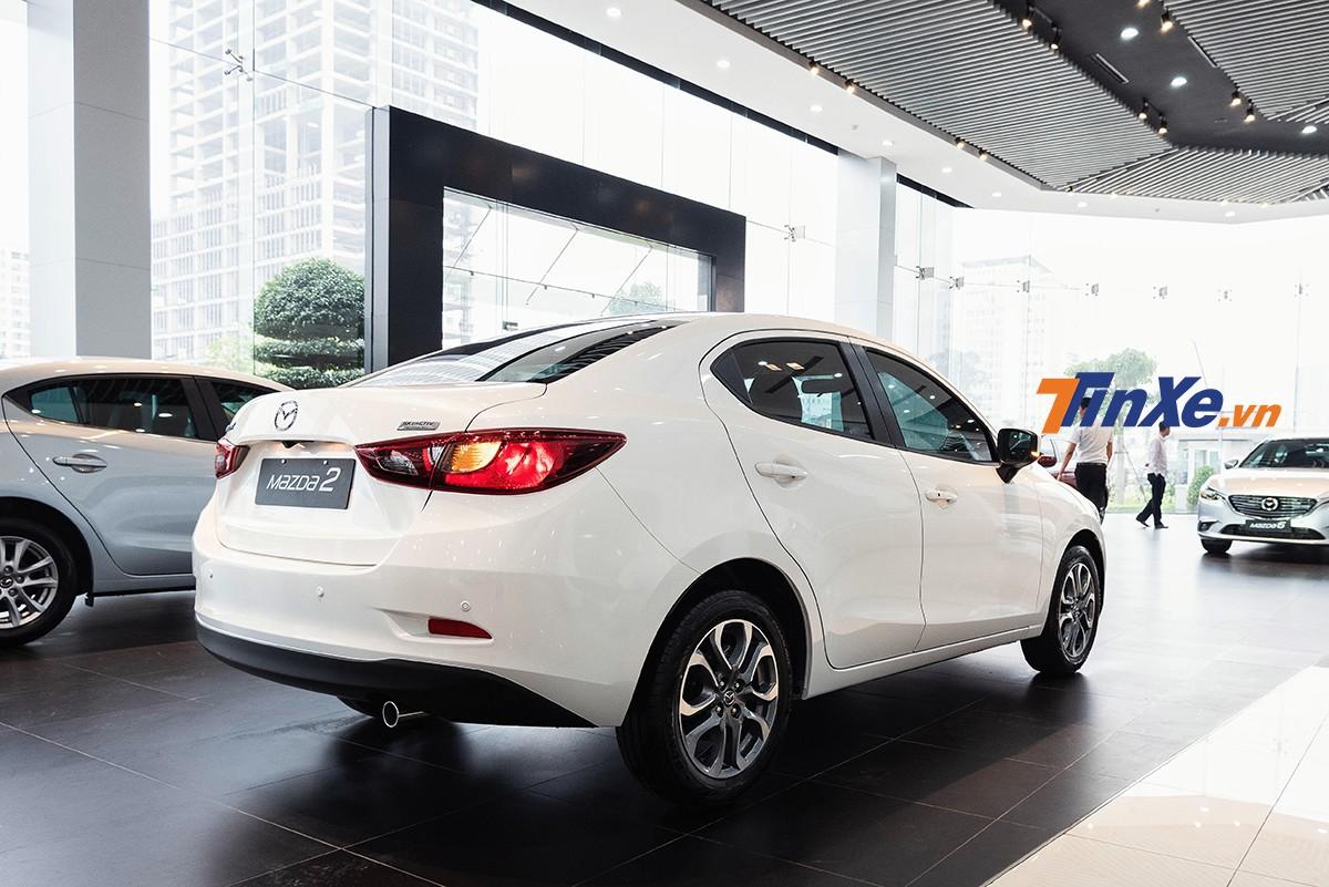 Ngắm kỹ Mazda 2 2018 mới hứa hẹn đảo điên phân khúc