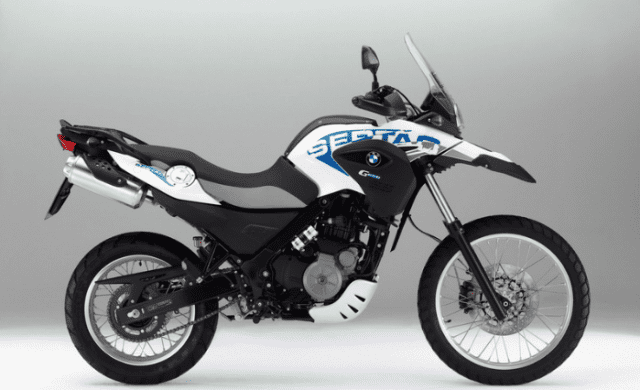 The BMW G650GS will be the product of the collaboration with BMW's Loncin