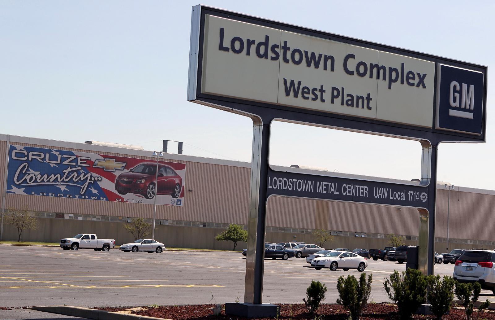 Tổ hợp nhà máy Lordstown của GM