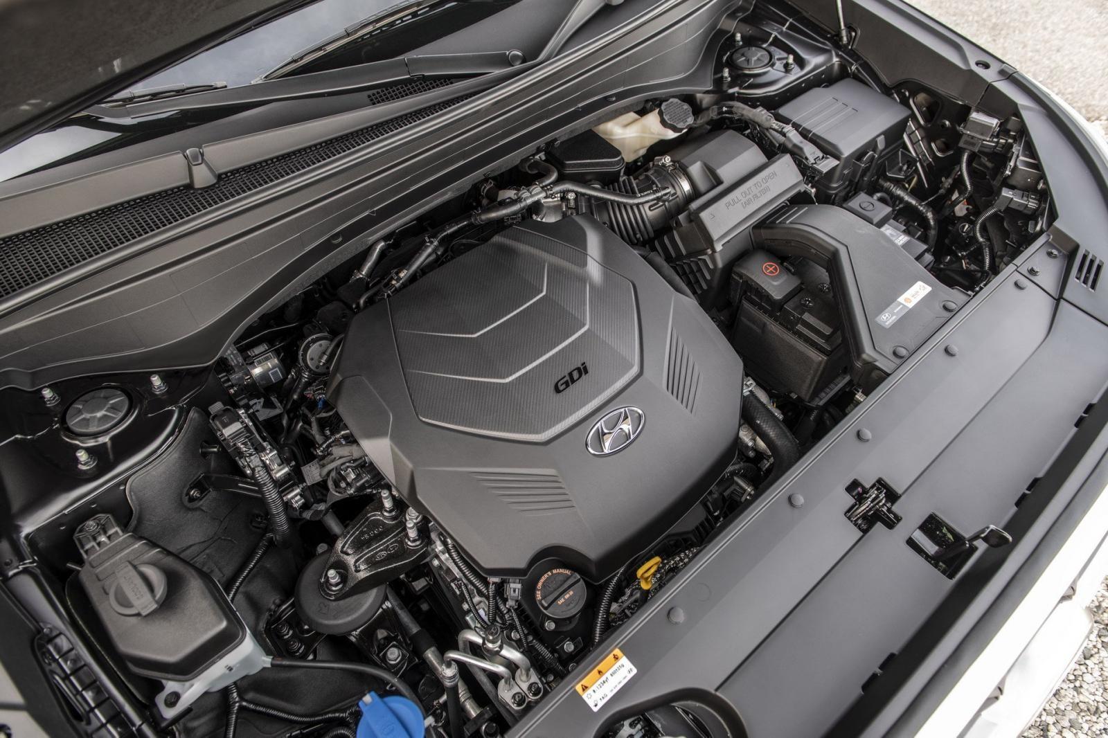 Hyundai Palisade 2020 chỉ có 1 động cơ tại thị trường Mỹ