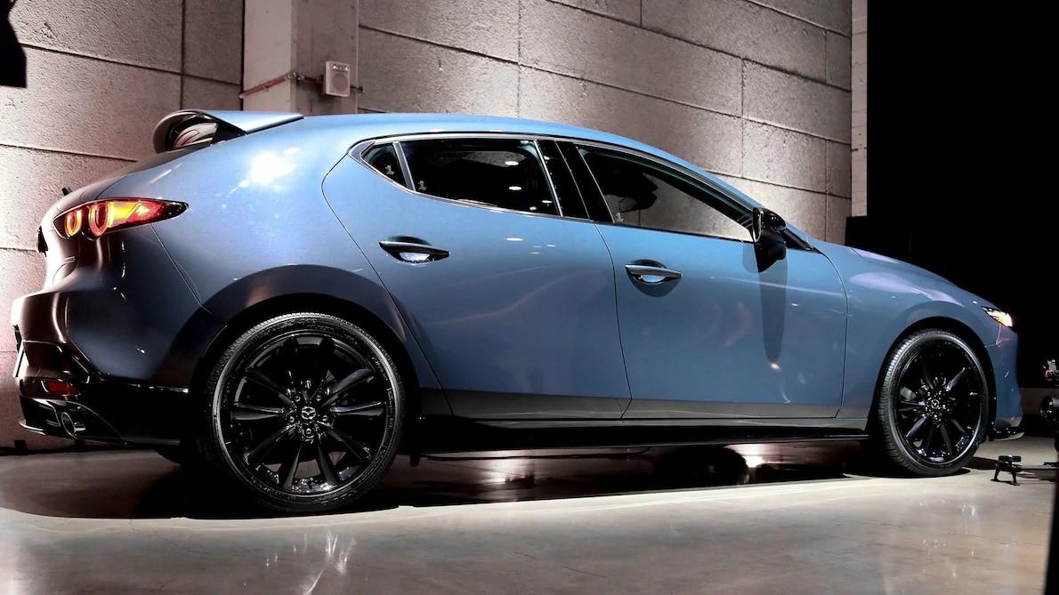 Mazda3 Hatchback 2019