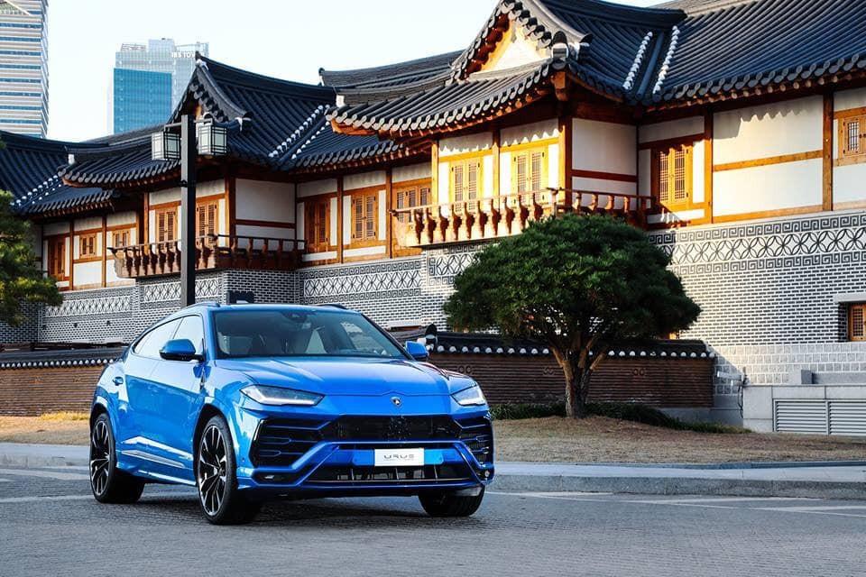 Nơi diễn ra buổi ra mắt của Lamborghini Urus