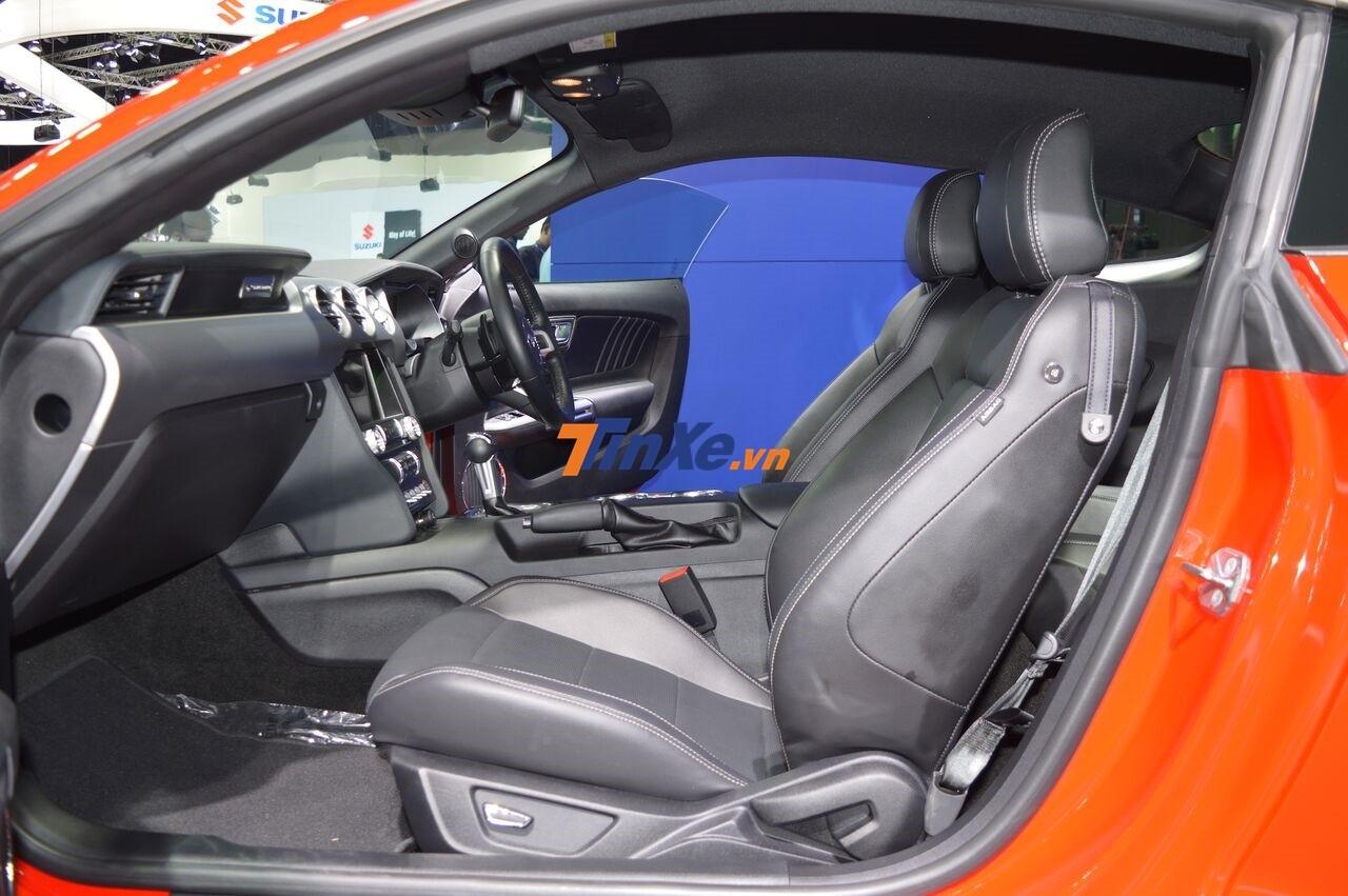 Nội thất Ford Mustang đời 2019 ra mắt tại Thái Lan