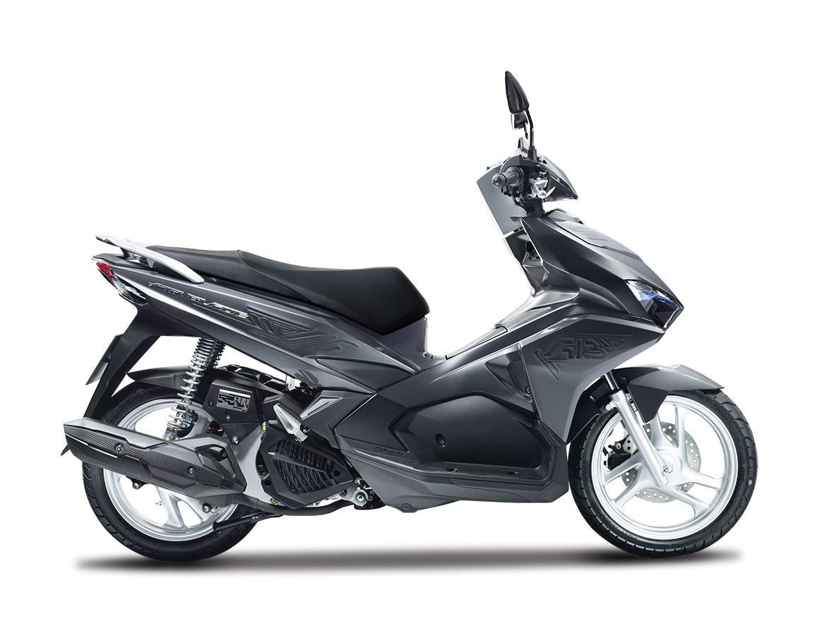 Honda Air Blade phiên bản Sơn từ tính