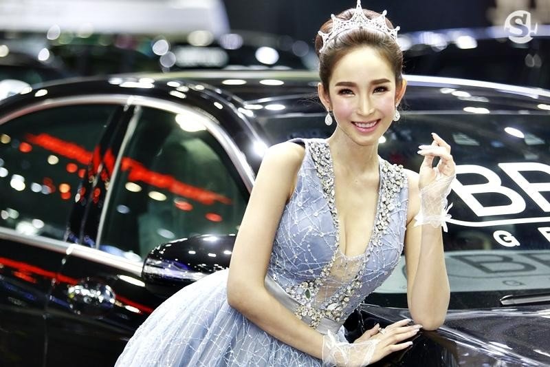 Điểm mặt những người mẫu xinh nhất, quyến rũ nhất Thai Motor Expo 2018 - 17