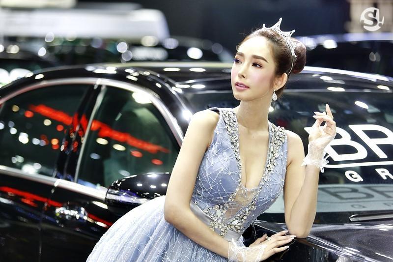 Điểm mặt những người mẫu xinh nhất, quyến rũ nhất Thai Motor Expo 2018 - 18