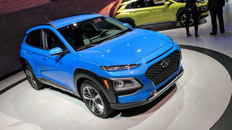 Hyundai Kona có thể sẽ có thêm đàn em giá rẻ hơn trong tương lai