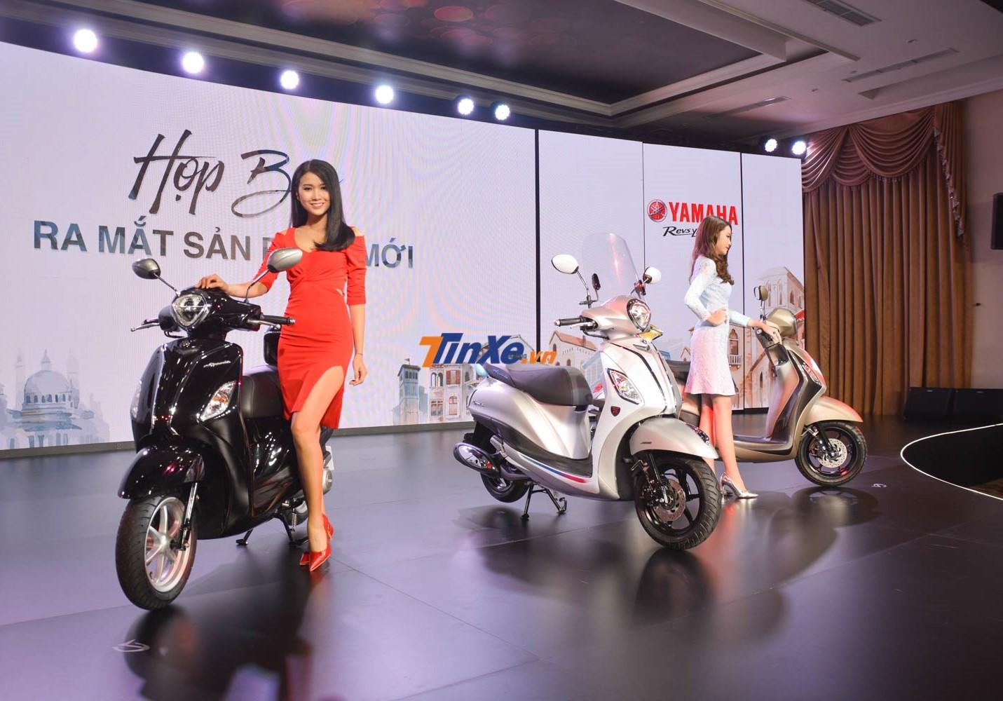 Hãy cùng Tinxe.vn đánh giá nhanh Yamaha Grande mới ra mắt