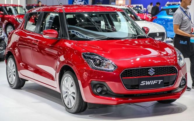 Suzuki Swift 2019 thế hệ mới ra mắt thị trường Việt Nam
