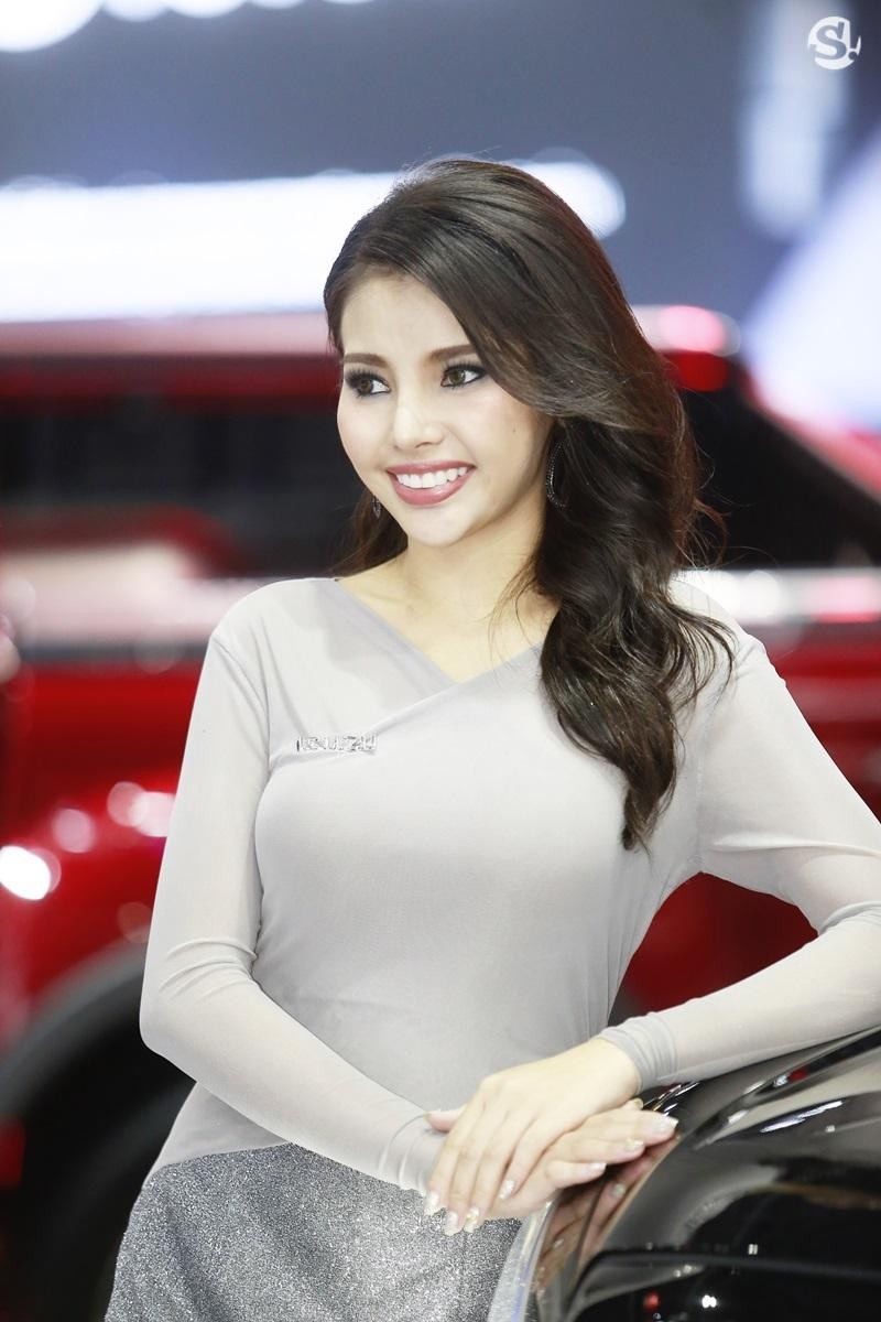 Chùm ảnh tóm gọn những người đẹp quyến rũ ở Thai Motor Expo 2018 - 12