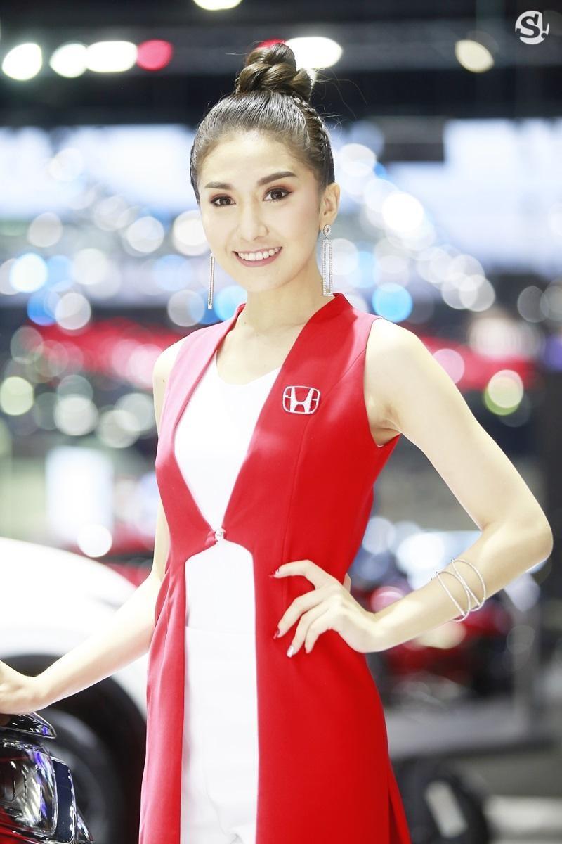 Chùm ảnh tóm gọn những người đẹp quyến rũ ở Thai Motor Expo 2018 - 7